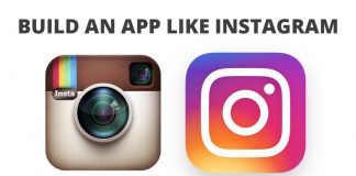 app like instagram