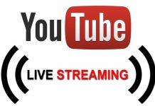 Comprare livestream youtube