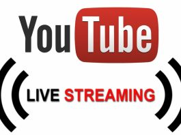 Comprare livestream youtube